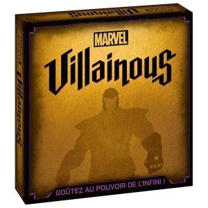 Villainous – Marvel
