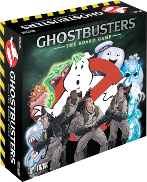Ghostbusters – the board game
