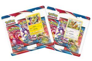 Pokémon – Pack 3 Boosters – EB05 Styles de Combat