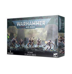 Warhammer 40 000 – Nécrons – Dépeceurs