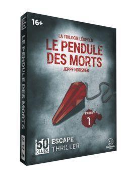 50 Clues – Le Pendule des Morts