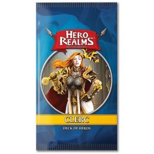 Hero Realms – Extension – Deck de Héros : Clerc