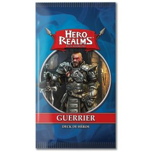 Hero Realms – Extension – Deck de Héros : Guerrier