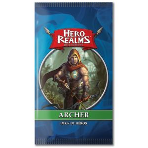 Hero Realms – Extension – Deck de Héros : Archer