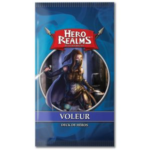 Hero Realms – Extension – Deck de Héros : Voleur