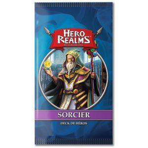 Hero Realms – Extension – Deck de Héros : Sorcier