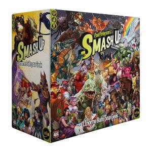 Smash Up – L'Énorme Boîte pour Geek