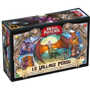 Hero Realms – Extension – Le Village Perdu