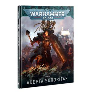 Warhammer 40 000 – Codex – Adepta Sororitas