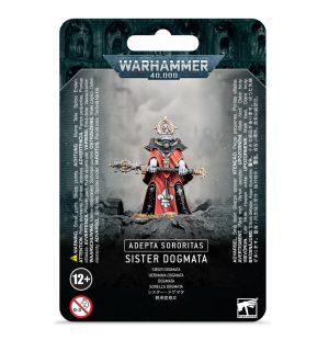 Warhammer 40 000 – Adepta Sororitas – Soeur Dogmata
