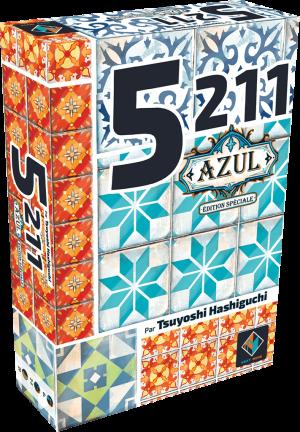 5211 : Azul