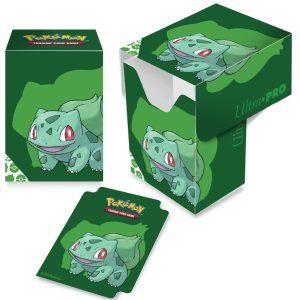 Pokémon – Ultra Pro – Deck Box – Bulbizarre