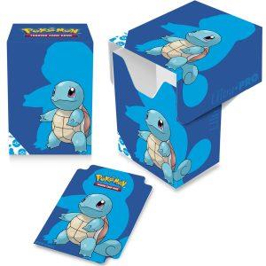 Pokémon – Ultra Pro – Deck Box – Carapuce