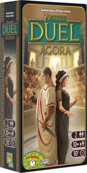 7 Wonders Duel – Extension – Agora