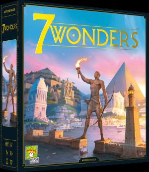 7 Wonders – Seconde Édition