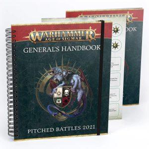 Warhammer – Age Of Sigmar – Manuel du Général 2021 Batailles Rangées