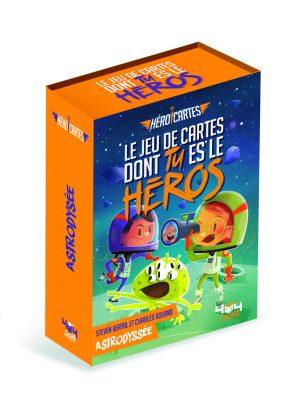 Héroi'Cartes – Astrodysée