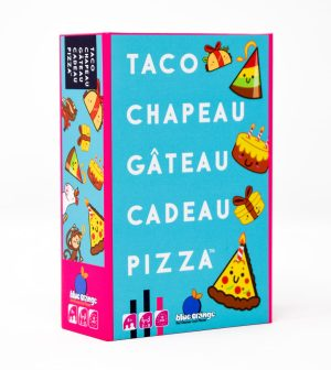Taco Chapeau Gâteau Cadeau Pizza