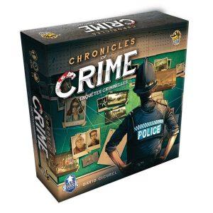 Chronicle of Crime Enquêtes Criminelles
