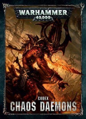 Warhammer 40 000 – Codex – Chaos Demon V8