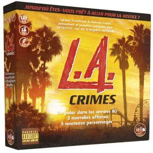 Détective – Extension – L.A. Crimes