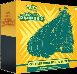 Pokémon – Elite Trainer Box – EB02 Clash des Rebelles