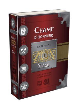 Champ d'Honneur – Extension – Siège