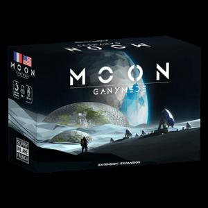 ganymede : moon