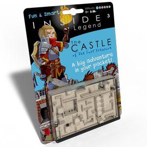 Inside – Legend Bleu – The Castle of the Lost Treasure