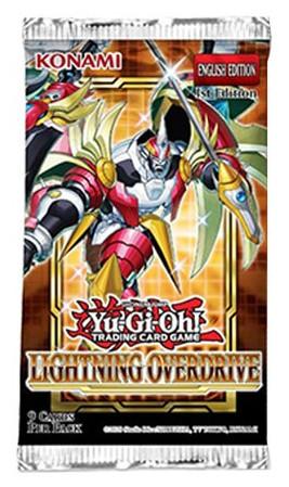 Yu-Gi-Oh! – Booster – Foudre Amplifiée