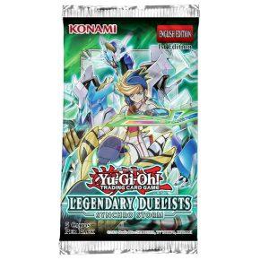 Yu-Gi-Oh! – Booster – Duellistes Légendaires – Synchro Storm