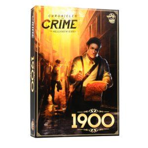 Chronicle of Crime – Millenium – 1900