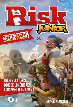 Escape Book Jr – Risk