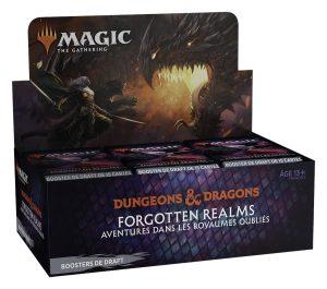 MTG – Display Draft – Forgotten Realms