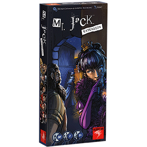 Mr. Jack – extention