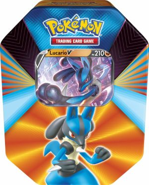 Pokémon – Pokebox – Février 2021 – Lucario V