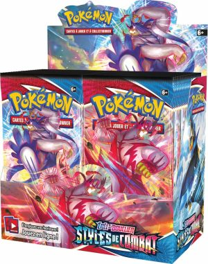 Pokémon – display – EB05 Styles de Combat