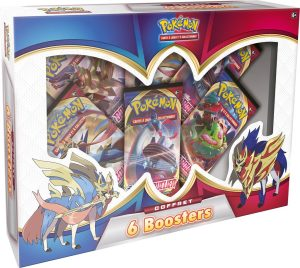 Pokémon – Coffret 6 boosters 2021