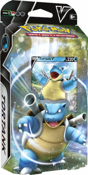 Pokémon – Deck Préconstruit – Tortank V
