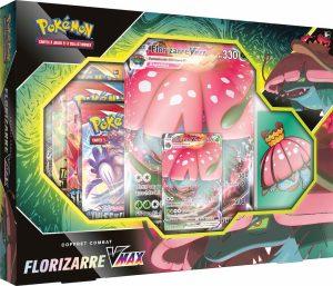 Pokémon – Coffret Combat – Florizarre Vmax