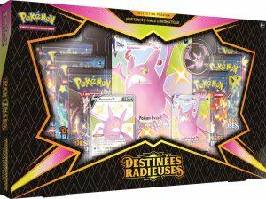 Pokémon – Coffret – EB04.5 Destinée Radieuse – Nostenfer Vmax