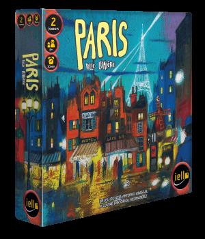 Paris Ville de Lumière