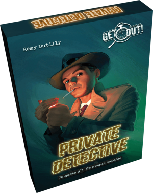 Private Detective : Enquête n°1 Un simple suicide