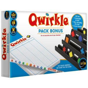 Qwirkle – Pack Bonus
