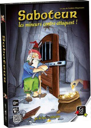 Saboteur 2 – Les Mineurs contre-attaquent