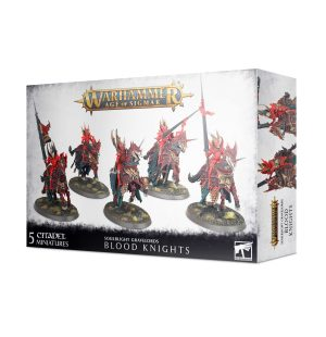 Warhammer Age of Sigmar – Soulblight Gravelords – Blood Knights