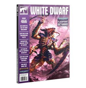 White Dwarf n°466 Juillet 2021