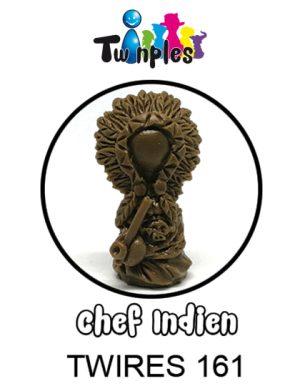 Twinples – Le Chef Indien