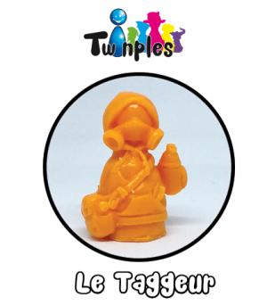 Twinples – Taggeur