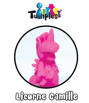 Twinples – Licorne